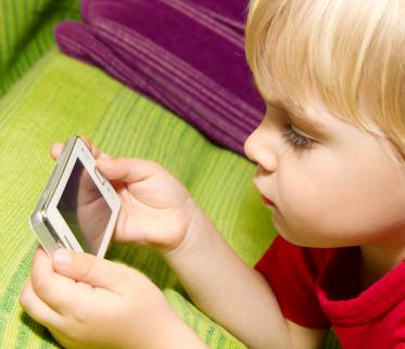 Smartphone Kid