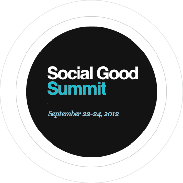 Post image for Social Good Summit – Technology helping mankind